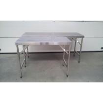 Küchenarbeitstisch  120 x 60 x H 86cm