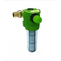Trinkwasserfilter mit Druckminderer Grünbeck