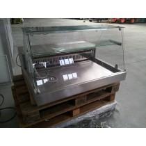 Kühlvitrine 1,00 m (ohne Fahrgestell) 230V ( z. B. f. 6 Torten)