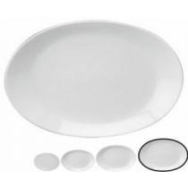 Platte oval coup 32 cm
