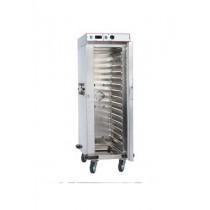 Wärmewagen HW 15 1/1 längseinschub, Umluft, bis +90° C ,  mit Dampfgenerator,
