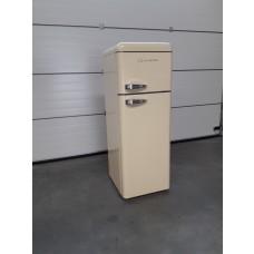 Kühlschrank Retro mit Gefrierfach