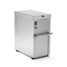 Eiscrusher für 1/3 GN  elektrisch 230V 0,2kw