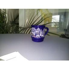 Glühweinhaferl 0,2 l geeicht mit Fotomotiv