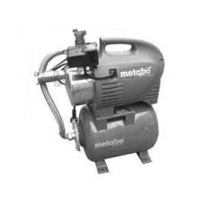 Hauswasserwerk Druckpumpe Edelstahl Förderwerk 230V 0,3kw mit auto. Druckschalter