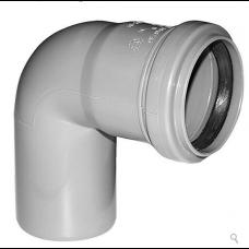 HT - Rohr Bogen 90°  50mm