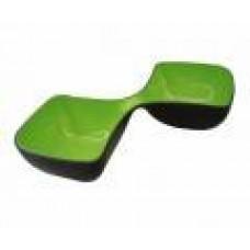 Papillon schwarz/ grün 2 x 0,23 l