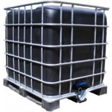 Trinkwassertank 1000 l  IBC  110 x 120 x 120 (Brauereipalettenmaß)