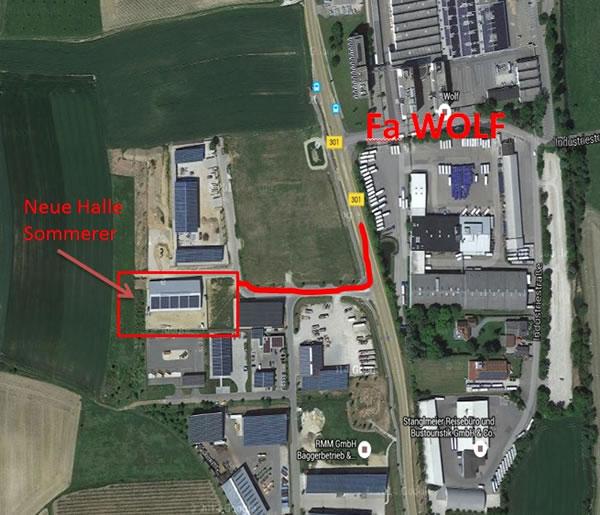 Lager und Logistikhalle Party und Veranstaltung Sommerer 84048 Mainburg, Rudelzhausenerstr. 3